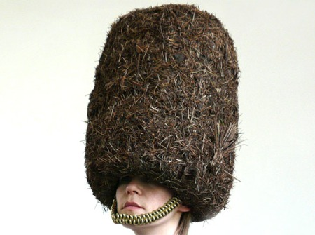 Ant Hill Hat by Rita Ikonen